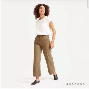EVERLANE | Wide Leg Pant